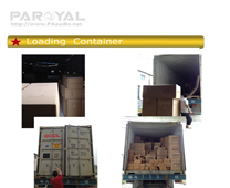 Paroyal Loading Container